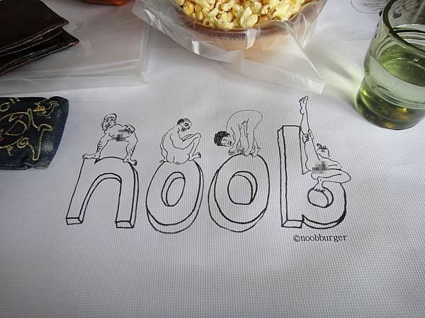 noob餐巾紙
