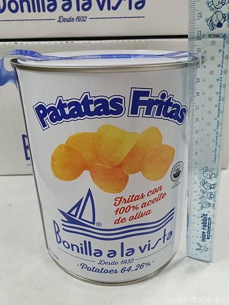油漆桶洋芋片Bonilla a la Vista|號稱洋芋片界的愛馬仕!橄欖油+天然海鹽製作米其林餐廳也愛用~口感更酥脆!|gigi手機玩透透-4.jpg