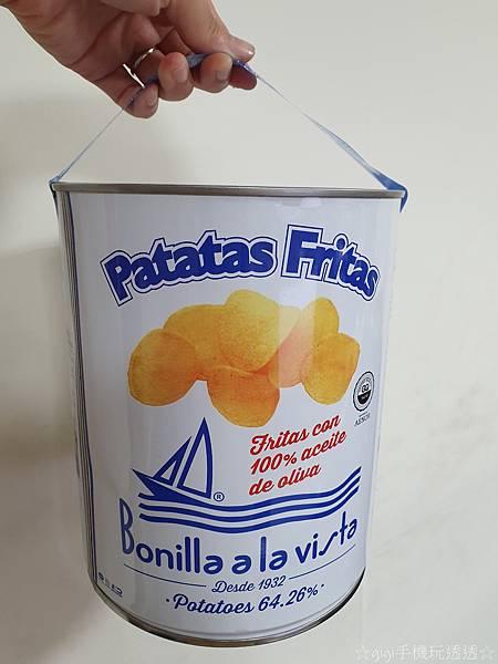 油漆桶洋芋片Bonilla a la Vista|號稱洋芋片界的愛馬仕!橄欖油+天然海鹽製作米其林餐廳也愛用~口感更酥脆!|gigi手機玩透透-7.jpg