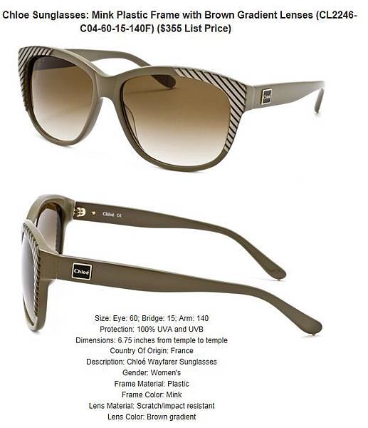 882851159072_Chloe_Sunglasses__Mink_Plastic_Frame_with_Brown_Gradient_Lenses_CL2246-C04-60-15-140F
