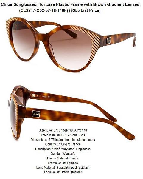 882851159133_Chloe_Sunglasses__Tortoise_Plastic_Frame_with_Brown_Gradient_Lenses_CL2247-C02-57-18-140F