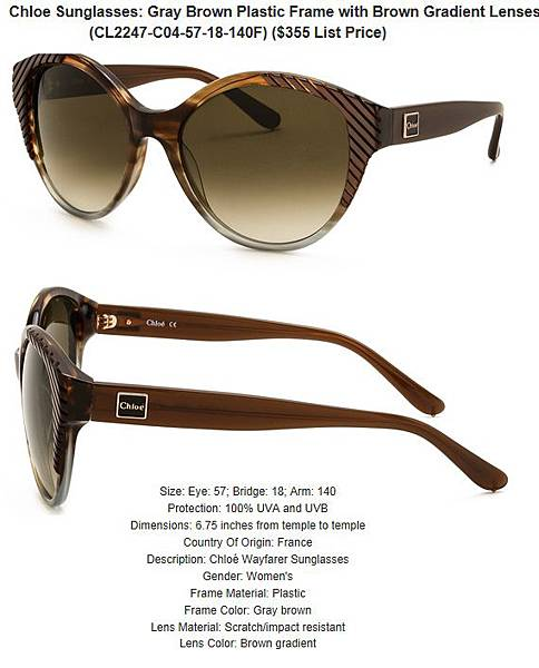 882851159157_Chloe_Sunglasses__Gray_Brown_Plastic_Frame_with_Brown_Gradient_Lenses_CL2247-C04-57-18-140F