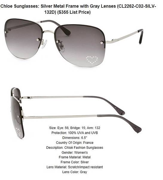882851180212_Chloe_Sunglasses__Silver_Metal_Frame_with_Gray_Lenses_CL2262-C02-SILV-132D