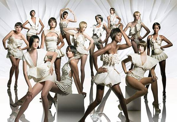 [ ★ ]America's Next Top Model Cycle12 宣傳照
