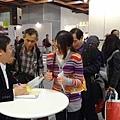 20120204 戴晨志國際書展活動-10老師細心的問候讀者