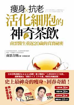 BB7028 瘦身‧抗老,活化細胞的神奇茶飲(中)