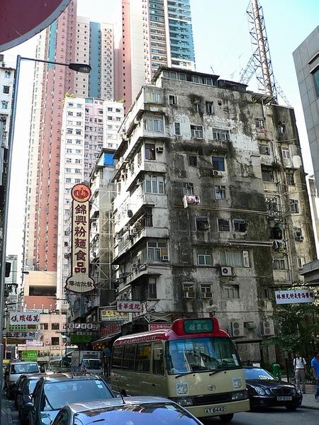 2007-07-22香港行 038新舊樓