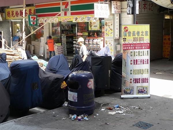 2007-07-22香港行 034垃圾
