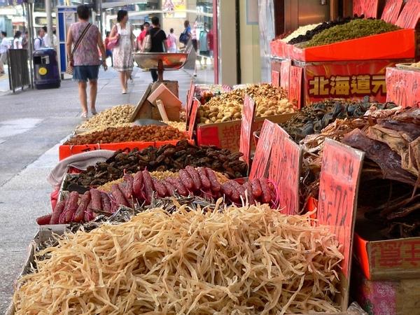 2007-07-22香港行 079香腸