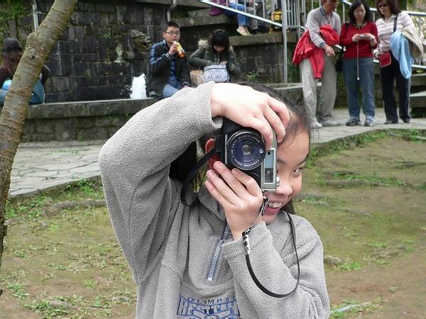 小小攝影師