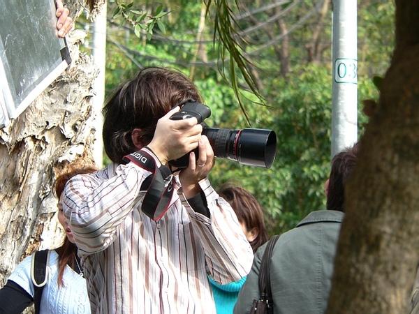婚紗攝影師