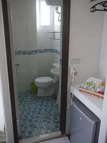 備品和浴室