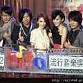 Hit FM「HITO 流行音樂獎」暨15周年台慶記者會