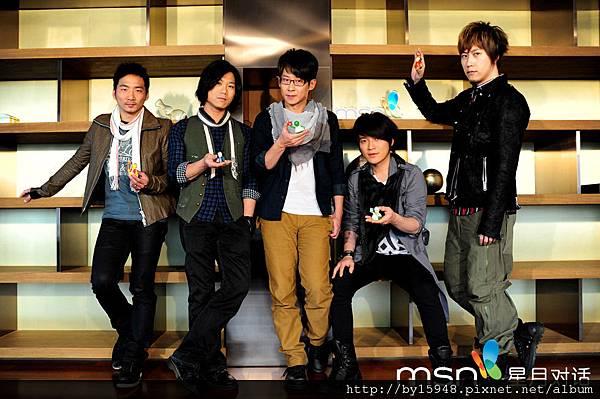 五月天做客MSN星月對話 2012實現夢想鳥巢開唱05