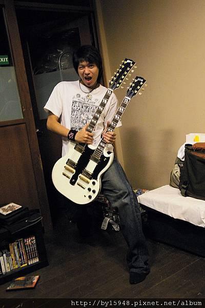 2012-07-24 Gibson SG 雙頭龍