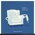 2013-01-06 18'07 五月天 阿信:人生,從離開溫暖的沙發才開始精采。週末你有沒有出去滾一滾?我都在家逛臉書...