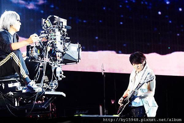 2013-01-02 17'08 場邊3D攝影機實地拍攝