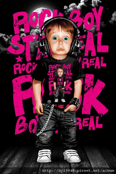 ROCK BOY