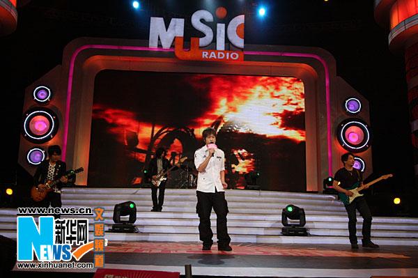 中國TOP排行榜頒獎 五月天獲港台最佳唱片1.jpg