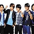 雙J、五月天 入圍《中國歌曲排行榜》