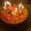 15歲生日蛋糕 :)