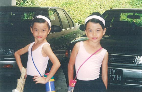 BY2 9歲學芭蕾