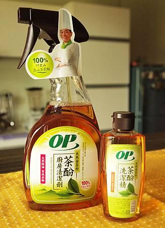OP茶酚清潔用品