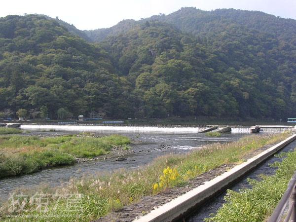 桂川攔砂壩