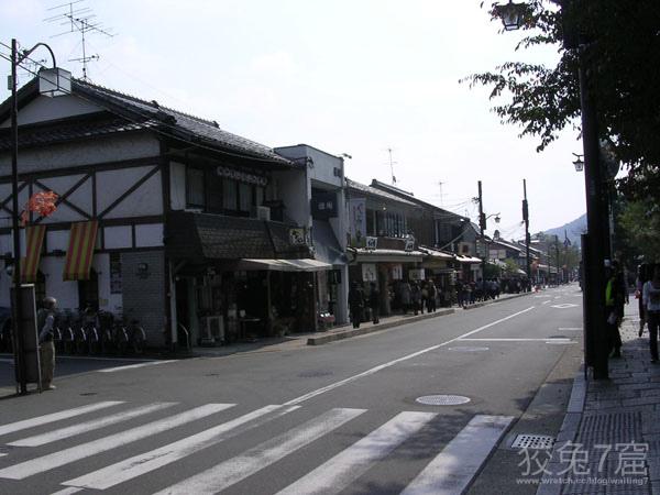 古意盎然的街道