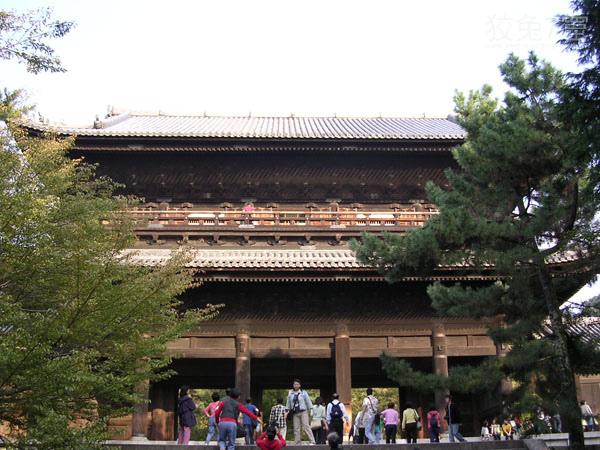 京都南禪寺正門