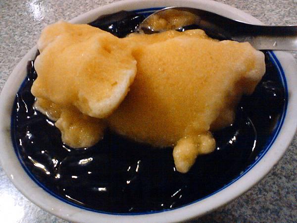 立晉豆花-仙草冰
