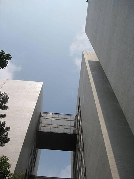 綜二綜三的天空廊道