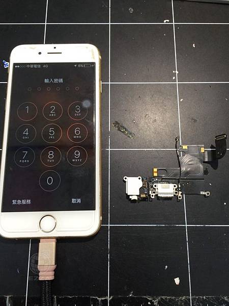 IPHONE6 充電孔接觸不良