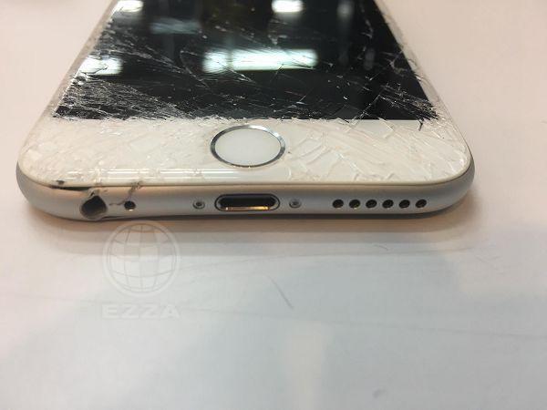 iphone6 玻璃破裂,背蓋變形