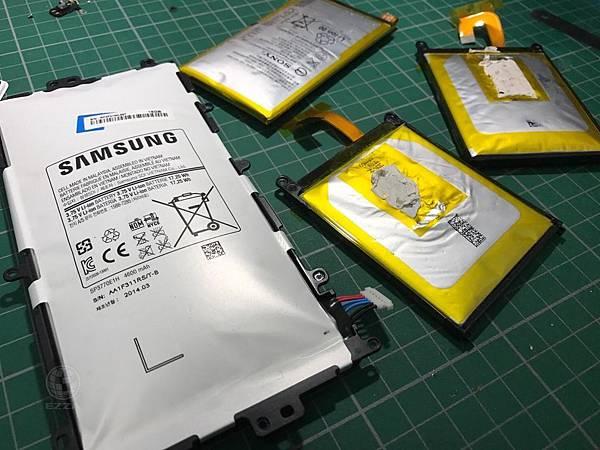 電池膨脹(1)