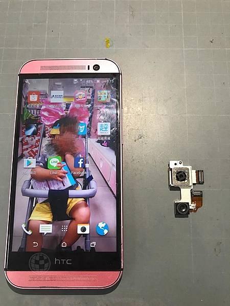 HTC M8相機抖不停
