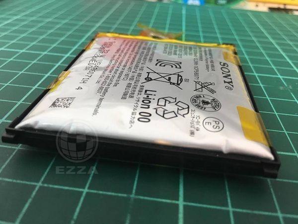 z2 電池膨脹
