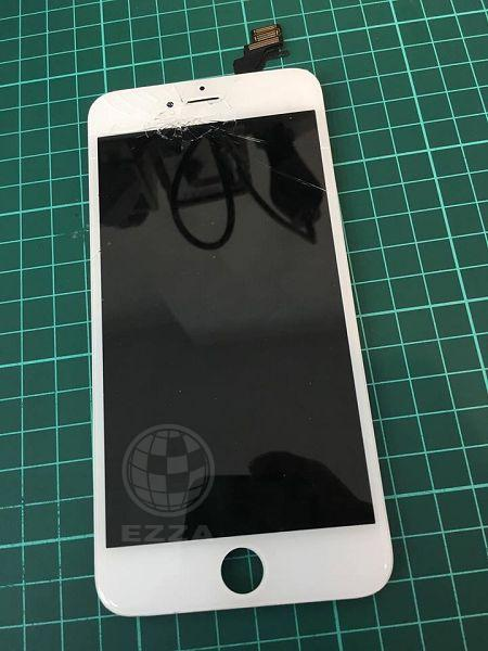 iphone6+玻璃破裂(1)