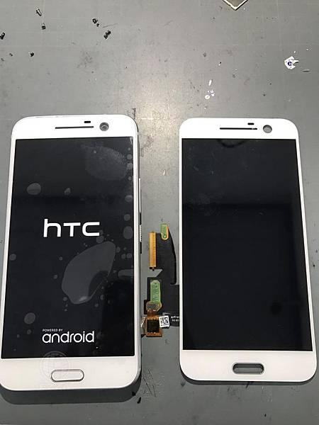 HTC 10受潮後觸控失靈