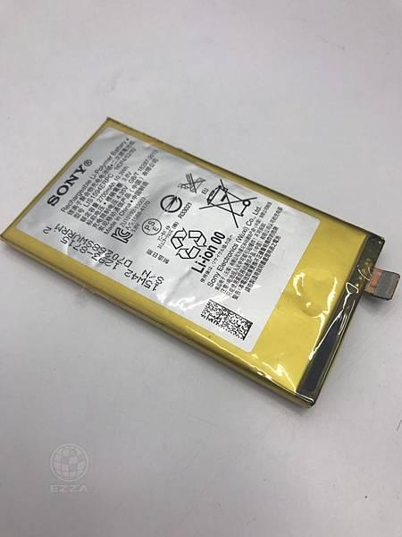 Z5C更換電池