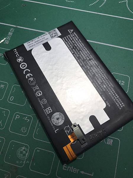 M8更換電池_