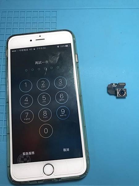 IPHONE6+ 相機異常