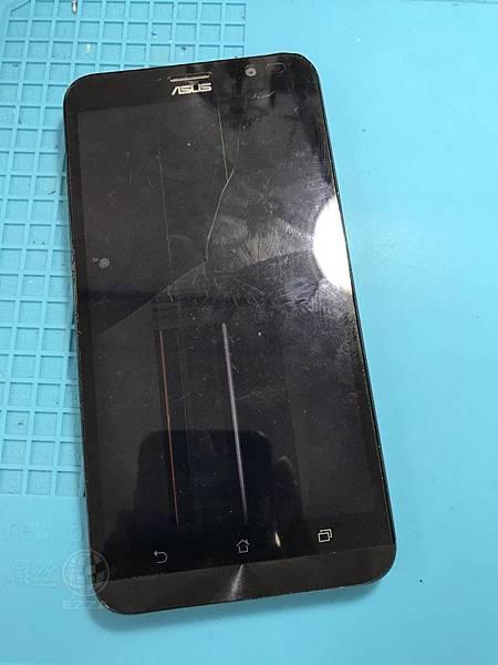 ASUS ZenFone Go TV液晶異常