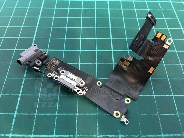 I6+更換充電模組
