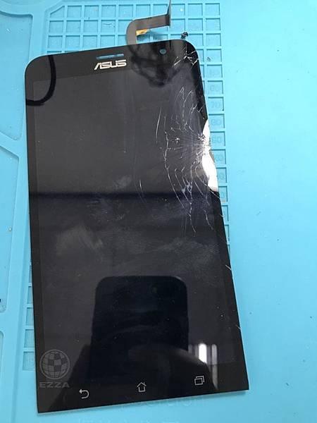 Asus ZenFone 2 Laser蜘蛛網狀