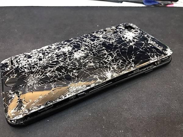 I7面板破裂