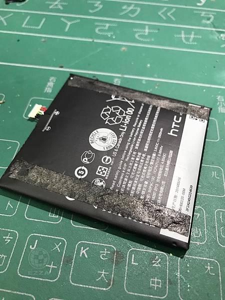 816電池膨脹_