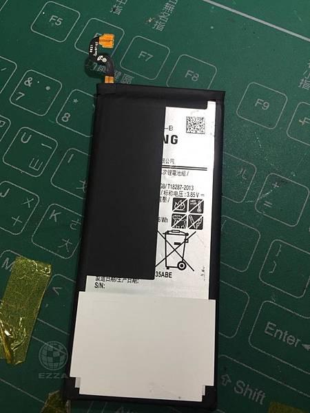 S7EDGE電量異常(1)