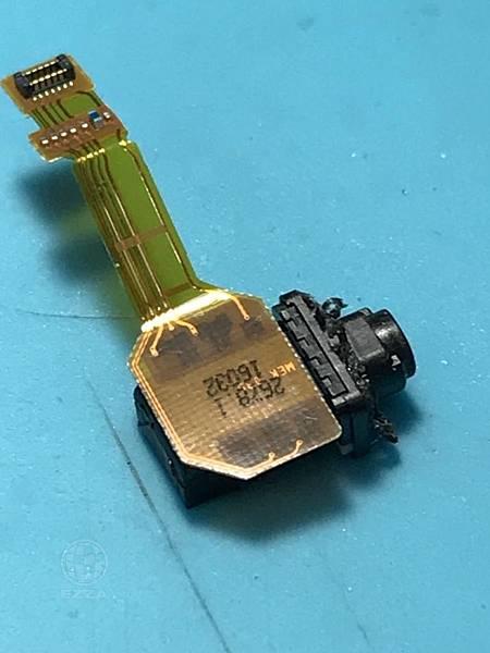 SONY Z5P耳機孔失效(2)