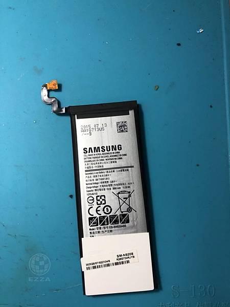 三星NOTE 5電池更換